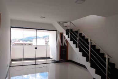 Foto Cobertura de 4 quartos para alugar no São Lucas em Belo Horizonte - Imagem 01