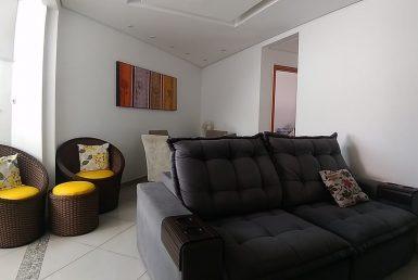Foto Apartamento de 2 quartos para alugar no Fernão Dias em Belo Horizonte - Imagem 01