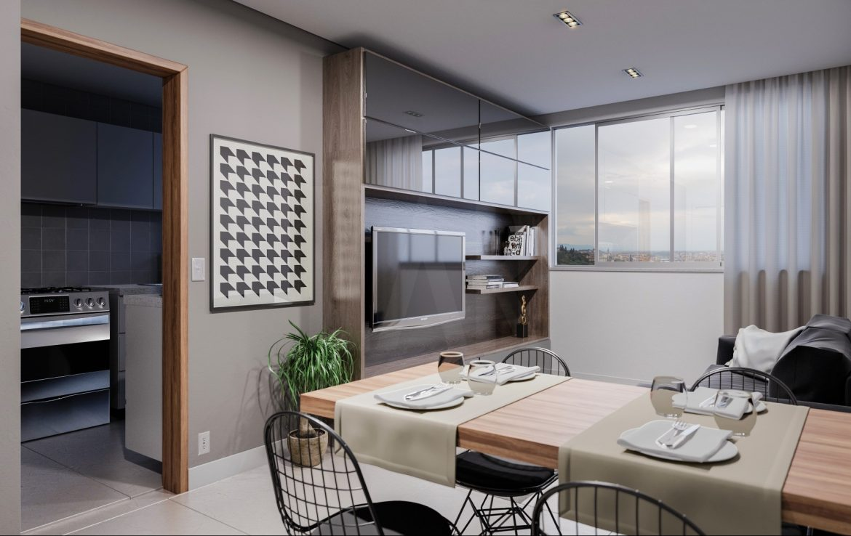 Foto Apartamento de 2 quartos à venda no Gutierrez em Belo Horizonte - Imagem 02