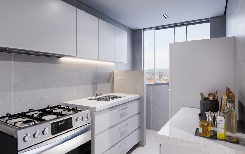 Foto Apartamento de 2 quartos à venda no Gutierrez em Belo Horizonte - Imagem 05