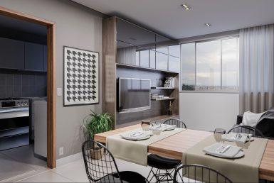 Foto Apartamento de 1 quarto à venda no Gutierrez em Belo Horizonte - Imagem 01