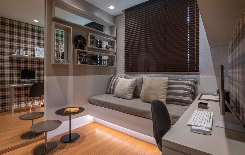Foto Apartamento de 1 quarto à venda no Jaraguá em Belo Horizonte - Imagem 03