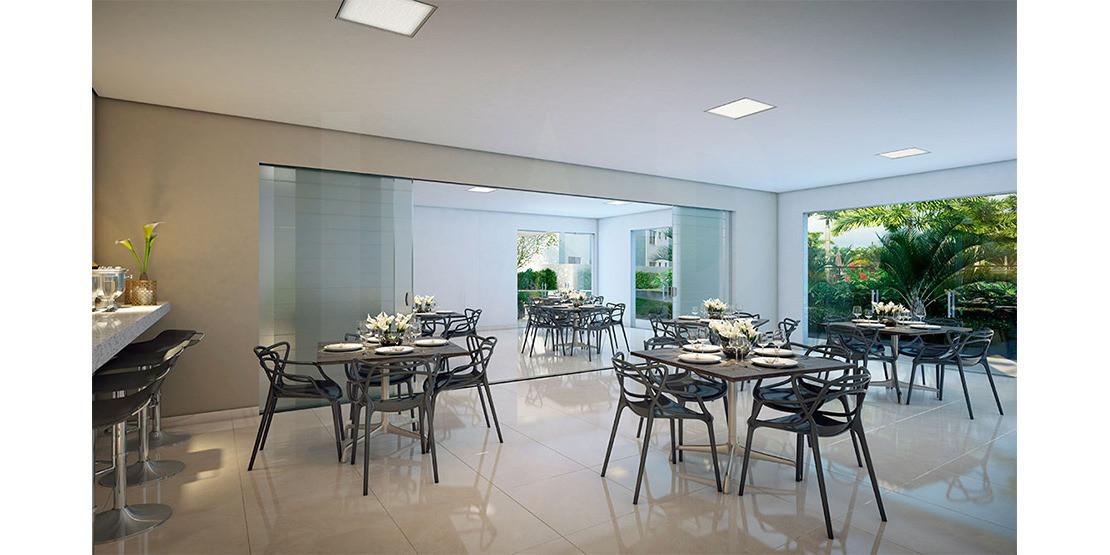 Foto Apartamento de 1 quarto à venda no Jaraguá em Belo Horizonte - Imagem 08