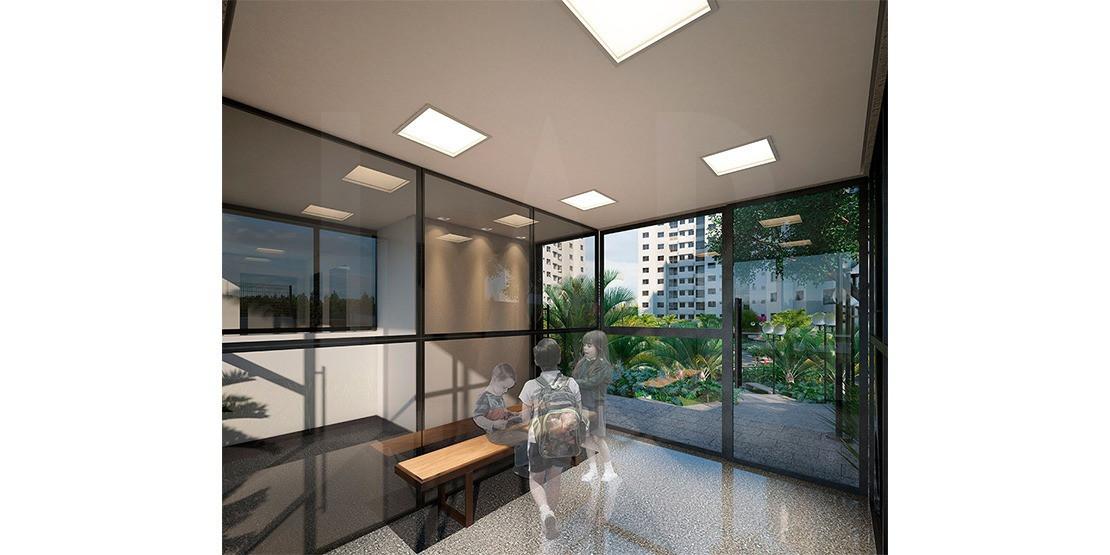 Foto Apartamento de 1 quarto à venda no Jaraguá em Belo Horizonte - Imagem