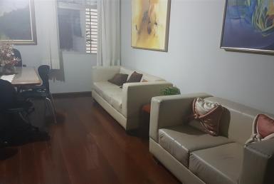 Foto Apartamento de 3 quartos à venda no Santa Lúcia em Belo Horizonte - Imagem 01