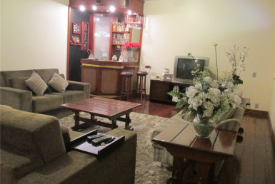 Foto Casa de 4 quartos à venda no Santa Amelia em Belo Horizonte - Imagem 01