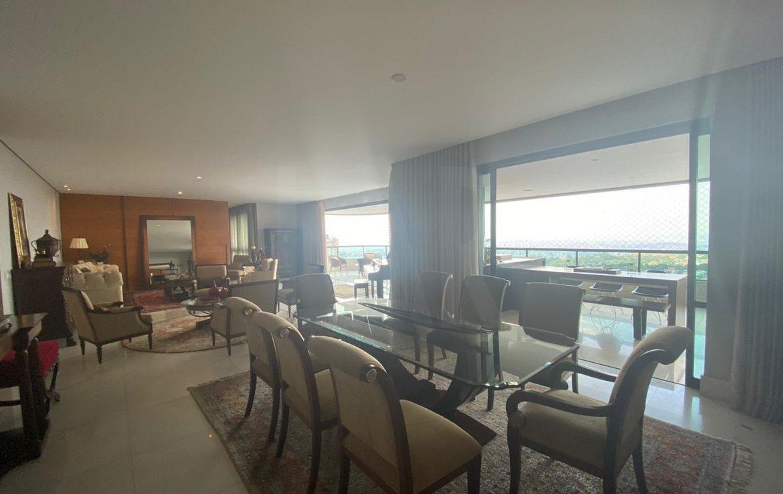 Foto Apartamento de 4 quartos à venda no Belvedere em Belo Horizonte - Imagem 03