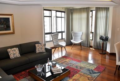 Foto Cobertura de 4 quartos à venda no Funcionários em Belo Horizonte - Imagem 01