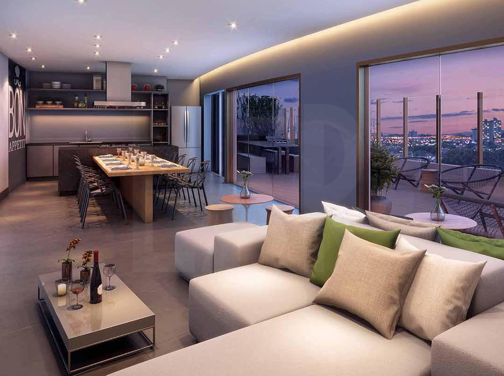 Foto Apartamento de 2 quartos à venda no Santo Agostinho em Belo Horizonte - Imagem 03