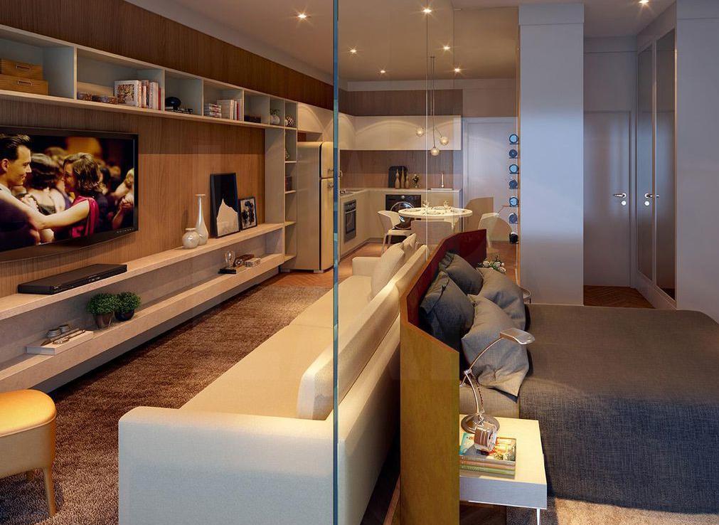 Foto Apartamento de 2 quartos à venda no Santo Agostinho em Belo Horizonte - Imagem 04