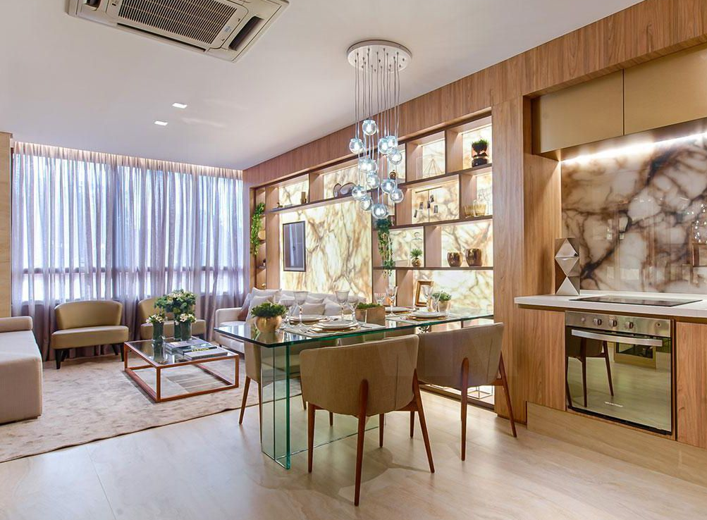 Foto Apartamento de 2 quartos à venda no Santo Agostinho em Belo Horizonte - Imagem 09
