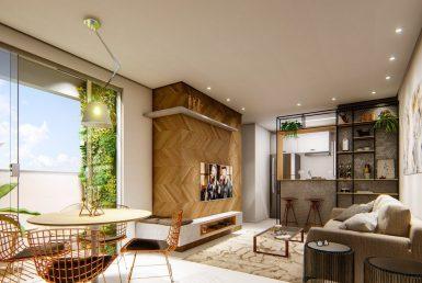 Foto Apartamento de 2 quartos à venda no Buritis em Belo Horizonte - Imagem 01