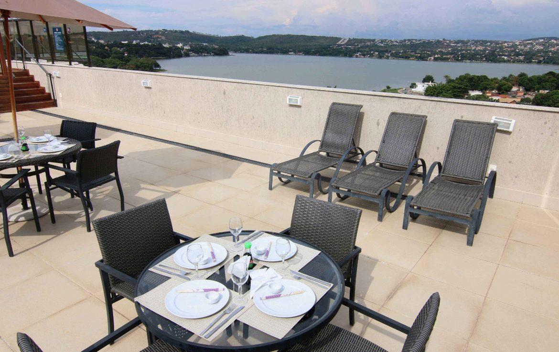 Foto Flat para alugar no Joana Darc em Lagoa Santa - Imagem