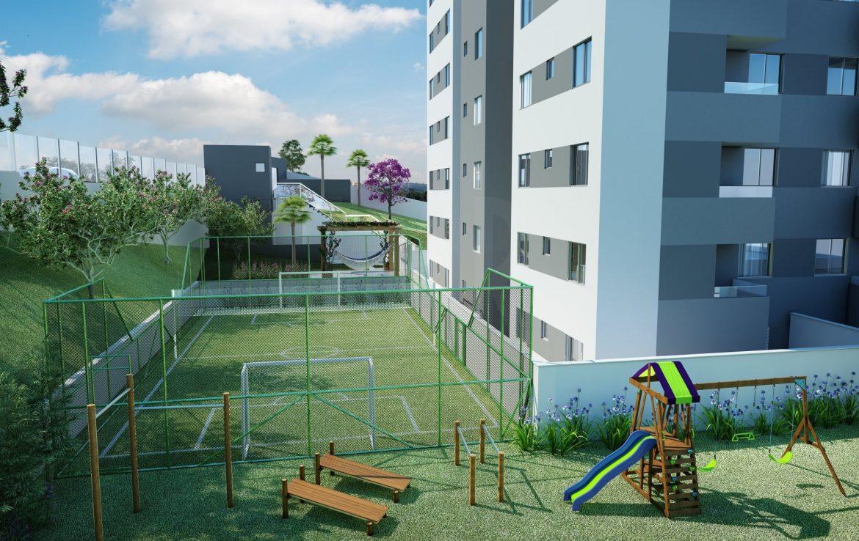 Foto Apartamento de 2 quartos à venda em Venda Nova em Belo Horizonte - Imagem