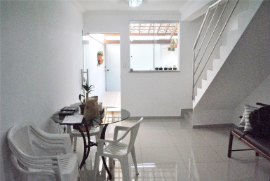 Foto Casa Geminada de 2 quartos à venda no Planalto em Belo Horizonte - Imagem 01