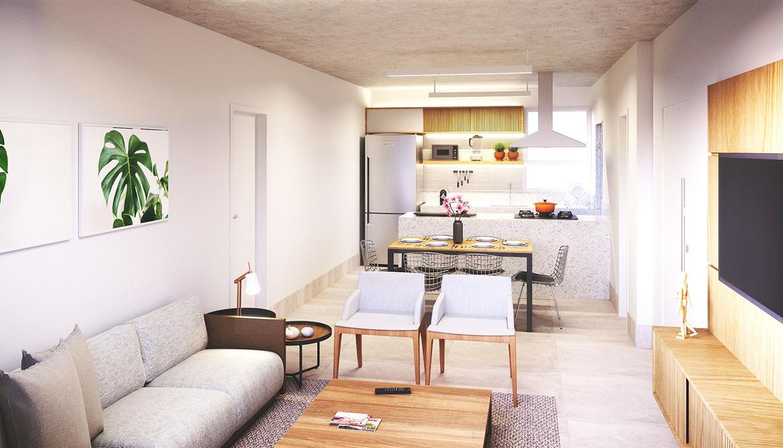 Foto Apartamento de 3 quartos à venda no São Pedro em Belo Horizonte - Imagem 02