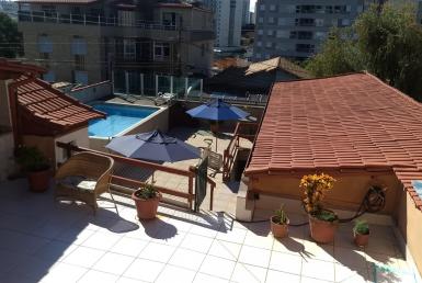 Foto Casa de 3 quartos para alugar no Santa Cruz em Belo Horizonte - Imagem 01