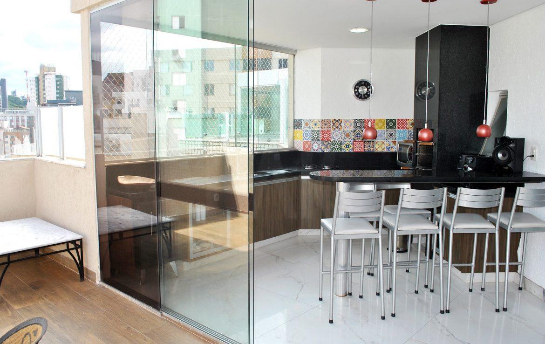 Foto Cobertura de 2 quartos à venda no São Pedro em Belo Horizonte - Imagem 05