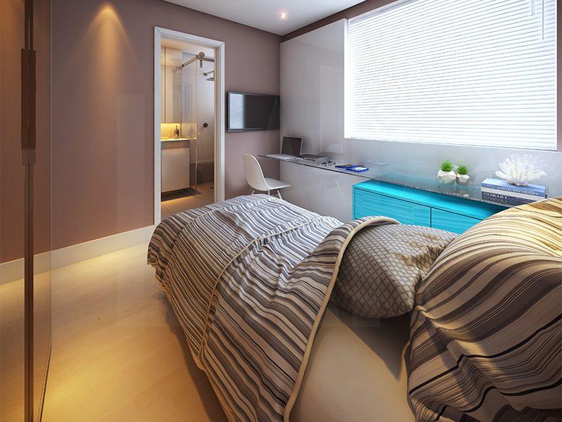 Foto Apartamento de 1 quarto à venda na Savassi em Belo Horizonte - Imagem 05