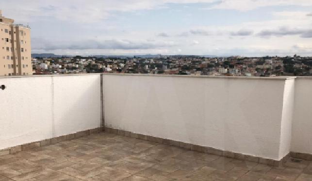 Foto Cobertura de 3 quartos à venda no Santa Mônica em Belo Horizonte - Imagem