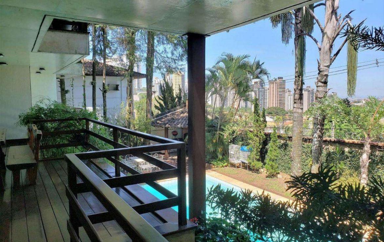 Foto Casa de 5 quartos à venda no Belvedere em Belo Horizonte - Imagem