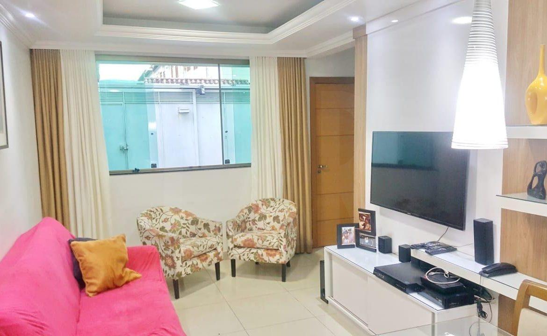Foto Casa Geminada de 2 quartos à venda no Paquetá em Belo Horizonte - Imagem 02
