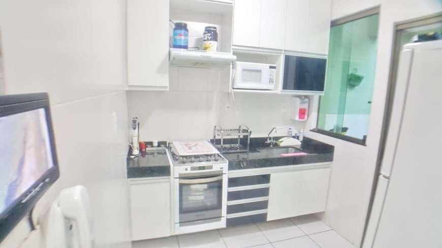 Foto Casa Geminada de 2 quartos à venda no Paquetá em Belo Horizonte - Imagem