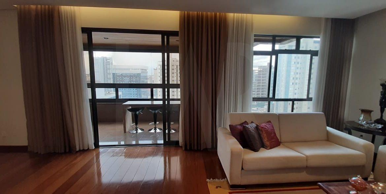 Foto Apartamento de 4 quartos à venda no Santa Efigênia em Belo Horizonte - Imagem 03