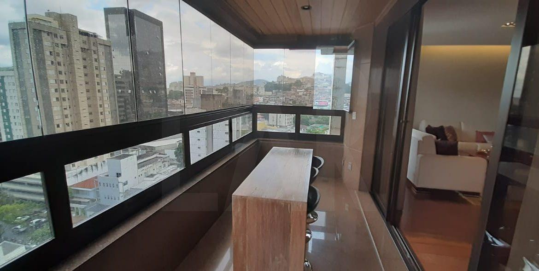 Foto Apartamento de 4 quartos à venda no Santa Efigênia em Belo Horizonte - Imagem 07