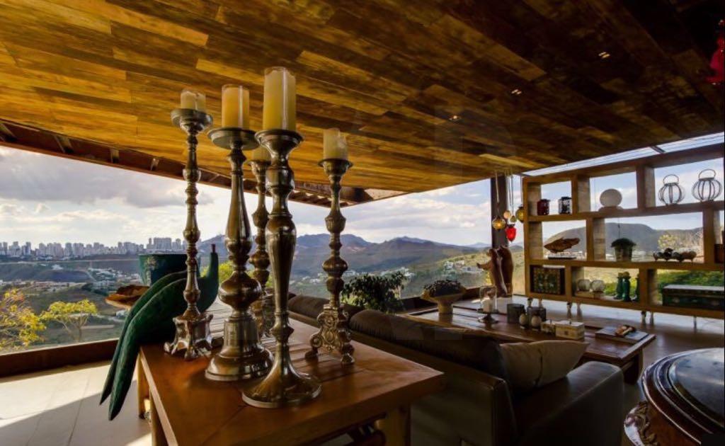 Foto Casa em Condomínio de 4 quartos para alugar no Vale dos Cristais em Nova Lima - Imagem 04