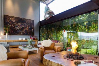 Foto Casa em Condomínio de 4 quartos para alugar no Vale dos Cristais em Nova Lima - Imagem 01