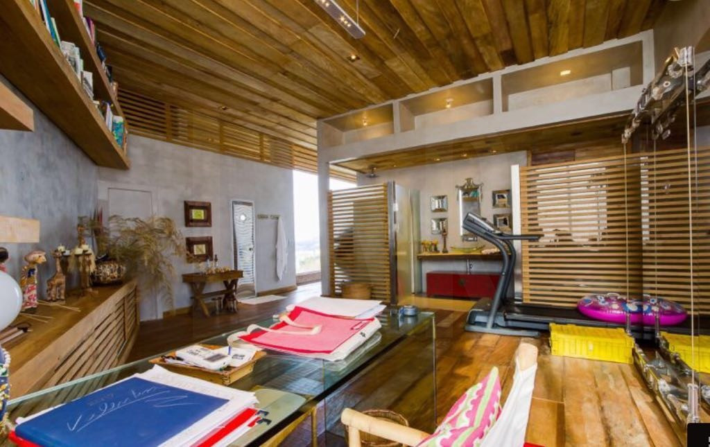 Foto Casa em Condomínio de 4 quartos para alugar no Vale dos Cristais em Nova Lima - Imagem 06