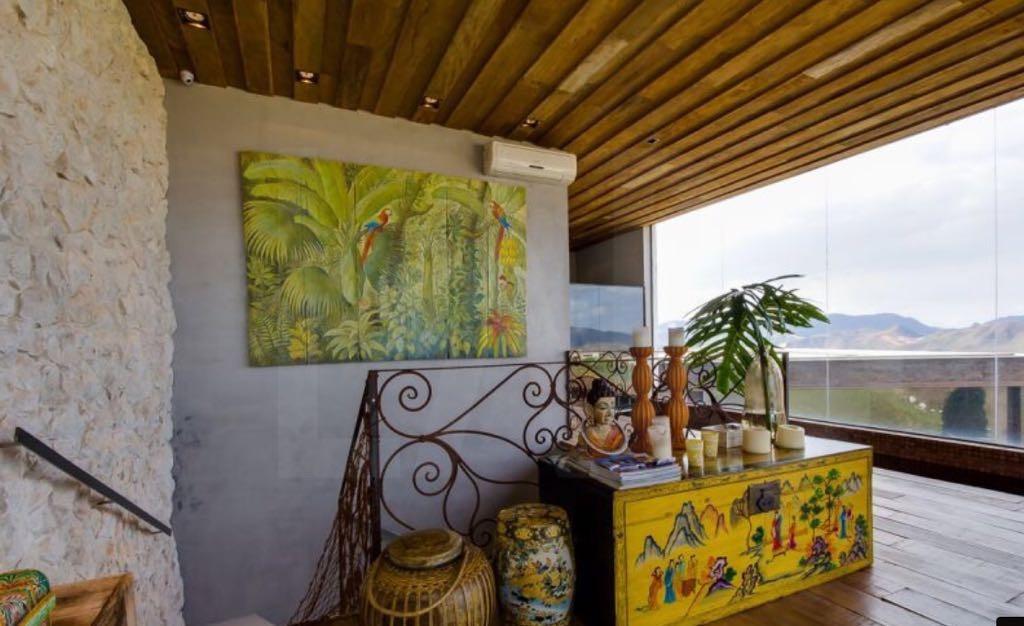 Foto Casa em Condomínio de 4 quartos para alugar no Vale dos Cristais em Nova Lima - Imagem 08