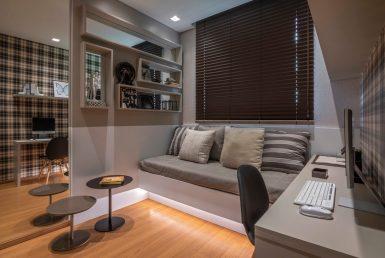 Foto Apartamento de 1 quarto à venda no Jaraguá em Belo Horizonte - Imagem 01