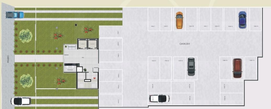 Foto Apartamento de 1 quarto à venda no OURO PRETO em Belo Horizonte - Imagem 08