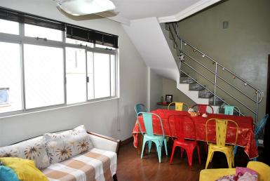 Foto Cobertura de 3 quartos à venda na Floresta em Belo Horizonte - Imagem 01
