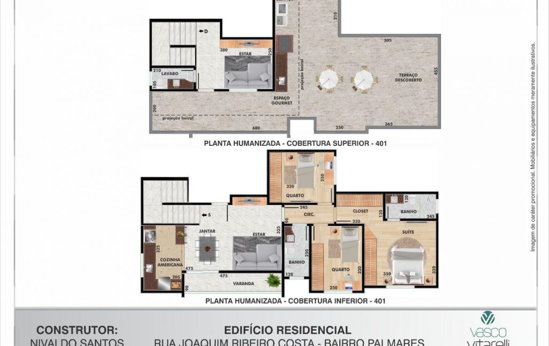 Foto Apartamento de 3 quartos à venda no Palmares em Belo Horizonte - Imagem 04