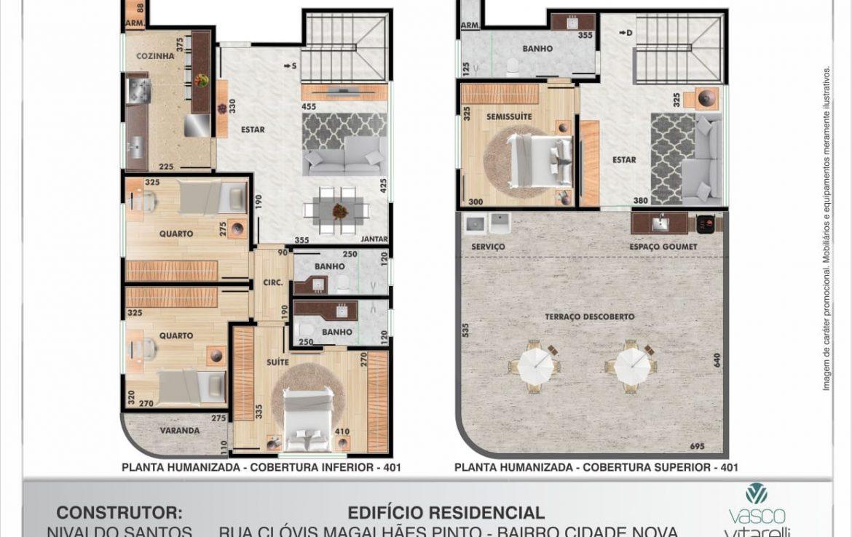 Foto Apartamento de 3 quartos à venda na CIDADE NOVA em Belo Horizonte - Imagem 03