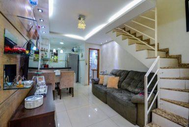 Foto Casa Geminada de 2 quartos à venda no Copacabana em Belo Horizonte - Imagem 01