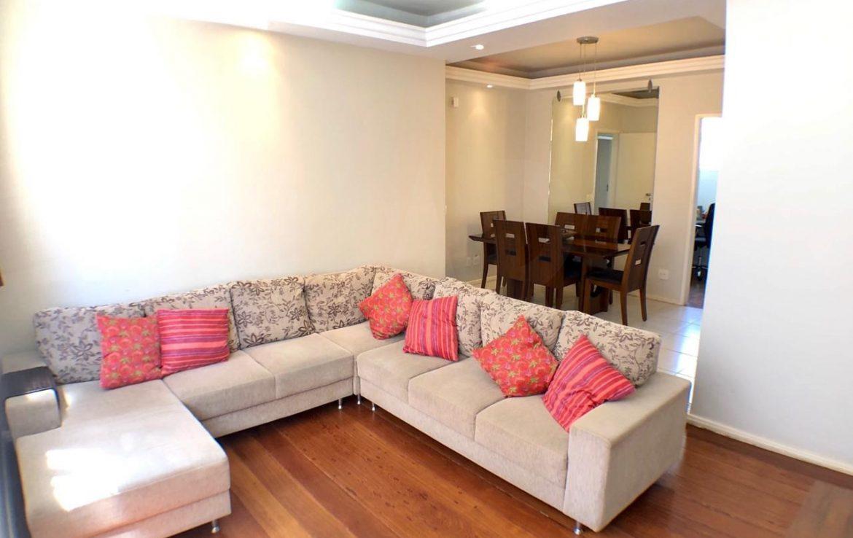Foto Apartamento de 3 quartos à venda no Sion em Belo Horizonte - Imagem 02