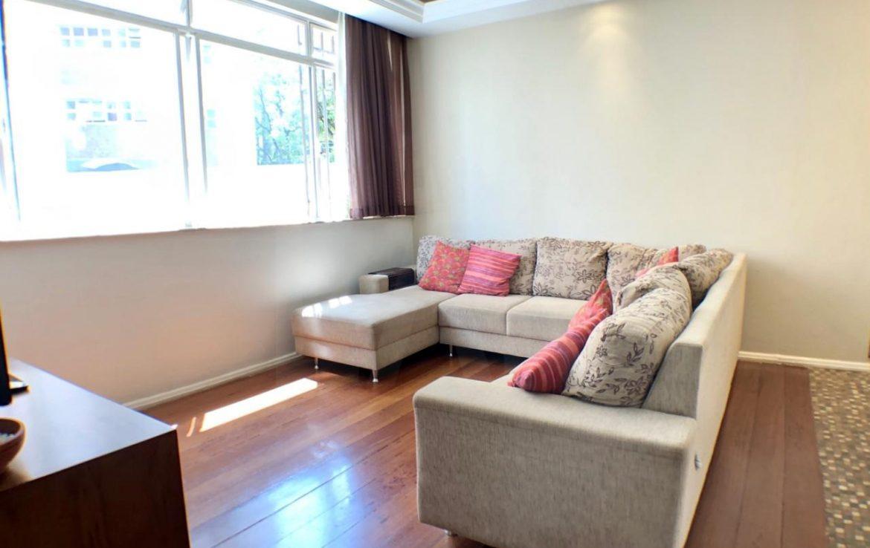 Foto Apartamento de 3 quartos à venda no Sion em Belo Horizonte - Imagem 03