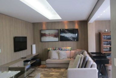 Foto Apartamento de 3 quartos à venda no Santo Agostinho em Belo Horizonte - Imagem 01