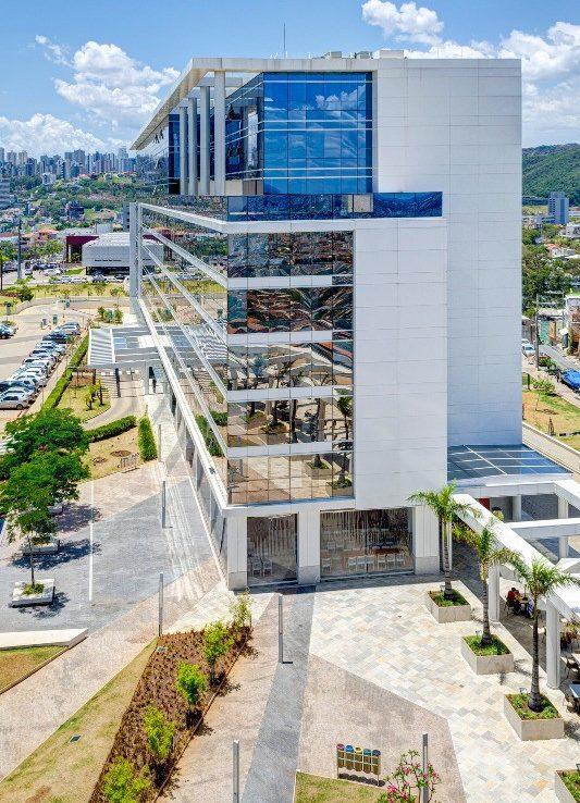 Foto Vaga de Garagem à venda no Santa Lúcia em Belo Horizonte - Imagem