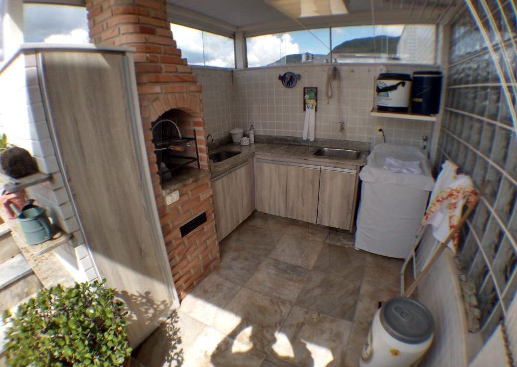 Foto Cobertura de 2 quartos à venda no Buritis em Belo Horizonte - Imagem