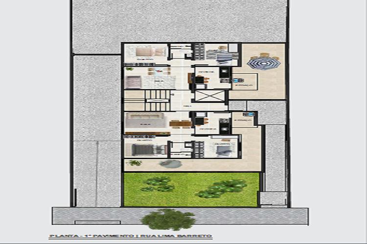 Foto Cobertura de 3 quartos à venda no Santa Branca em Belo Horizonte - Imagem 03