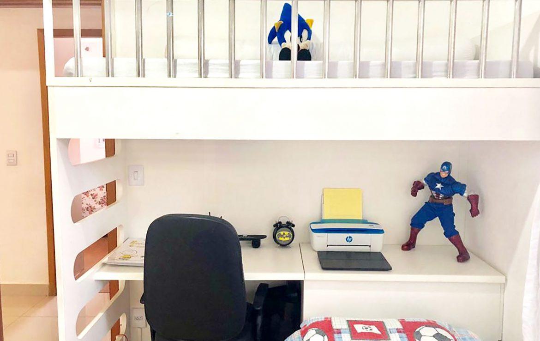 Foto Apartamento de 3 quartos à venda no Buritis em Belo Horizonte - Imagem