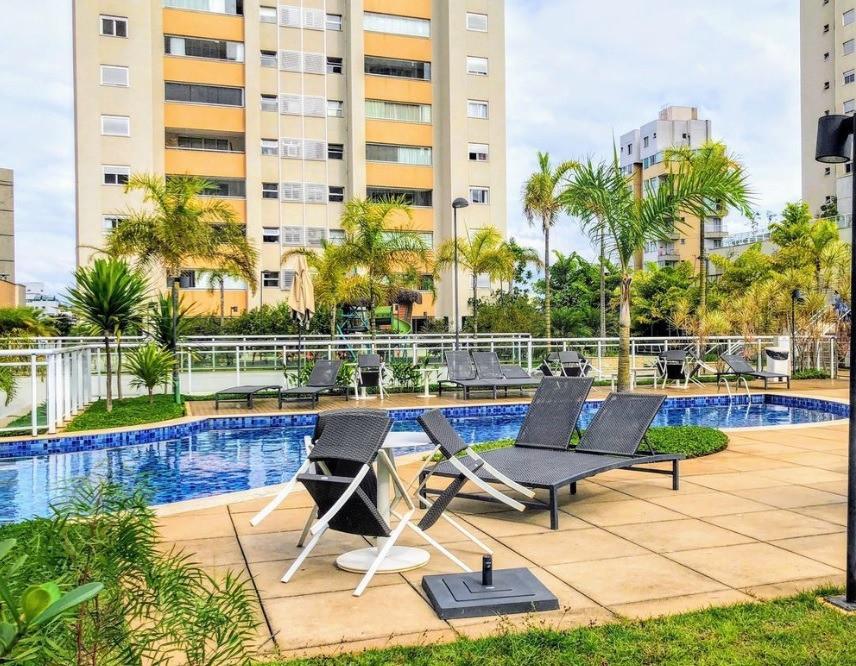 Foto Apartamento de 3 quartos à venda no Vila da Serra em Nova Lima - Imagem