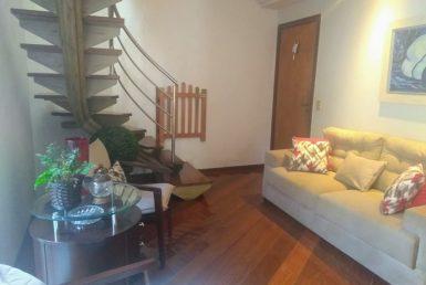Foto Cobertura de 3 quartos à venda no Buritis em Belo Horizonte - Imagem 01