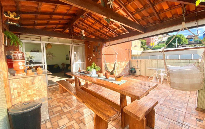 Foto Cobertura de 3 quartos à venda no São Pedro em Belo Horizonte - Imagem 02