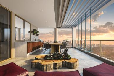 Foto Apartamento de 3 quartos à venda no Carmo em Belo Horizonte - Imagem 01